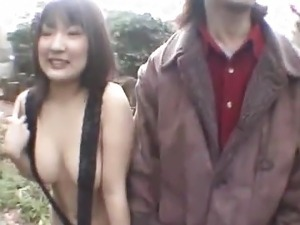 public nudity pussy