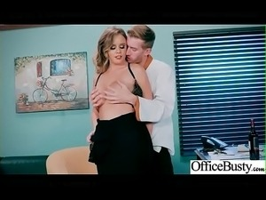 office sex tits