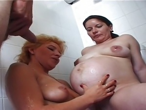 hot blonde mom porn