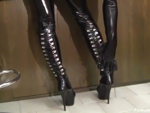 latex sex movies free