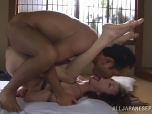 Some hot bondage session with a sexy Japanese girl Reiko