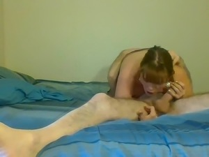 pussy eating husbands