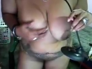 mom naked at pool party