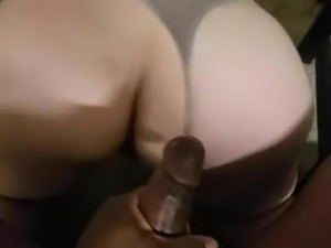 bbw bubble butt anal