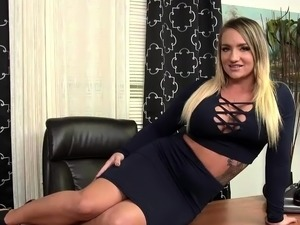 torrent casting couch teen blonde