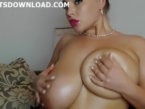 Girls milking boobs