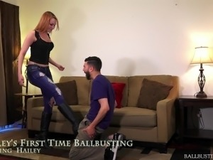 ballbusting asian girls