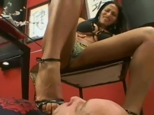 blackmail humiliation wife