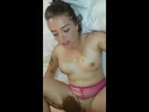 old cum filled wife video