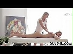 wet pussy and massage