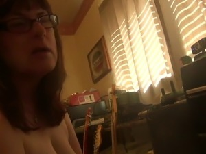 topless women caught on webcam