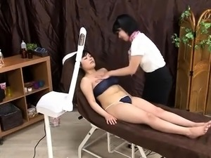 Naked massage sex