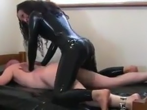 mature latex movies