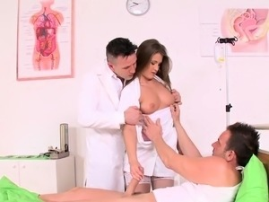 sexy asian nurse video