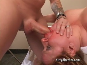 deep throat long black cock