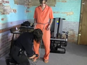 woman prison fuck video