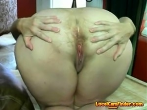 cute webcam ass