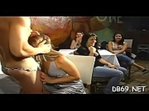 cfnm and big boobs and videos
