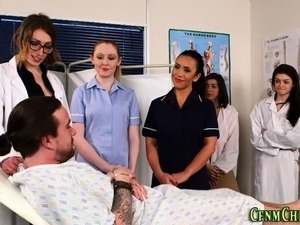 doctor black big tits penis