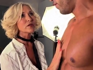 over granny anal sex