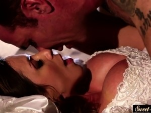 free amateur bride sex videos