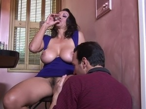 drunk wife does strip at party