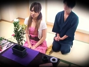 japanese pussy with cum