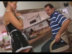 sissy maids suck dick