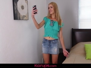 Karups - Mazzy Grace Toys Hairy Pussy