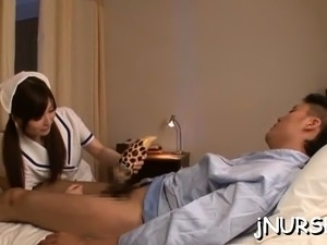 nurse mature video