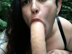 fuck pussy outdoors