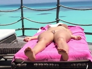 Nudist beach sex videos