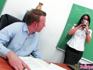 asian girl hates big cock