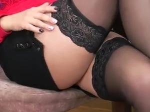 put dick in ass