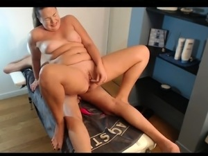 Erotic sex massage video