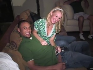couple films sex at swingers party