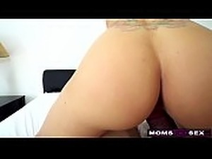 step mom and son fuck video