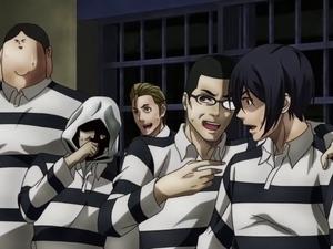 Prison school (kangoku gakuen) anime uncensored #10 (2015)