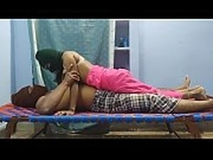 Newly Married indian Couple doing beautiful  fucking part-1 wait part 2
