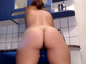 group sex kitchen