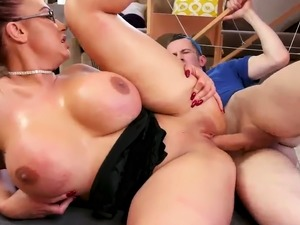 hot mom anal sex