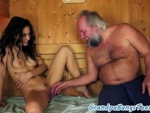 old man fingering young girl vids