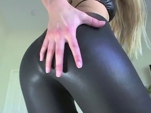 latex clad pussy