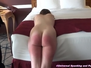 pictures of butt after spanking