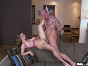 wife loves cumshots