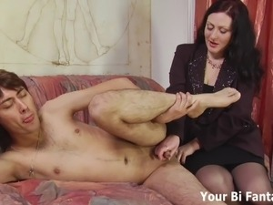 self prostate massage orgasm porn